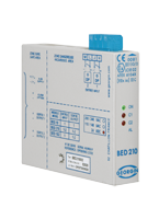 Relays - BED Series Plug-in modules for backplanes