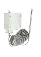 Temperature switch FX Series with Stainless Steel housing